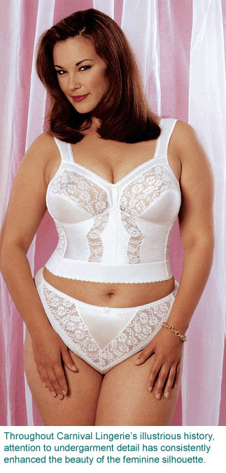 Lingerie for full figured women married
